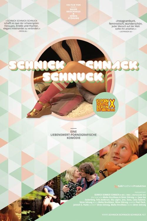 ดูหนังออนไลน์ฟรี 18+ Schnick Schnack Schnuck (2015)
