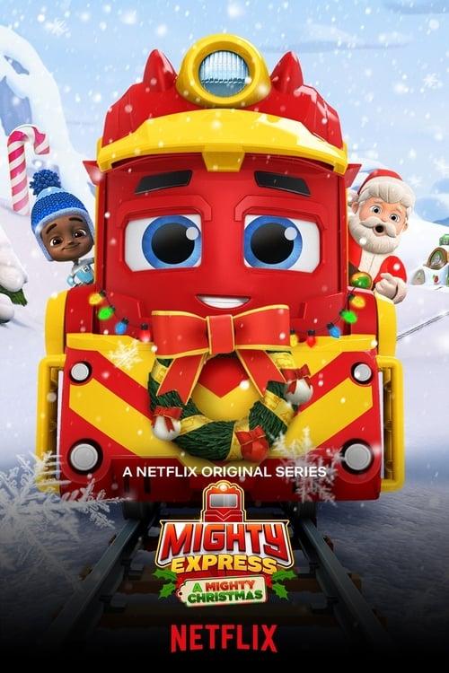 ดูหนังออนไลน์ฟรี Mighty Express: A Mighty Christmas (2020)