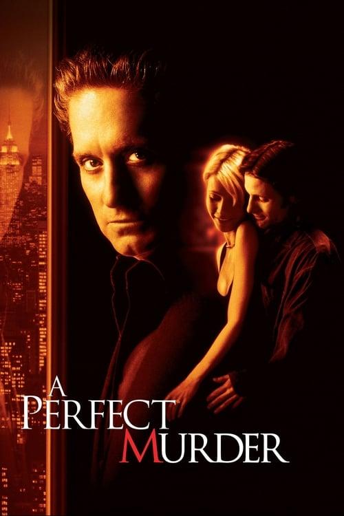 ดูหนังออนไลน์ฟรี A Perfect Murder (1998) เจ็บหรือตายอันตรายเท่ากัน