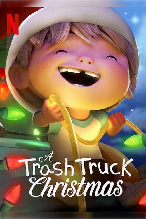 ดูหนังออนไลน์ฟรี A Trash Truck Christmas (2020) แทรชทรัค คู่หูมอมแมมฉลองคริสต์มาส