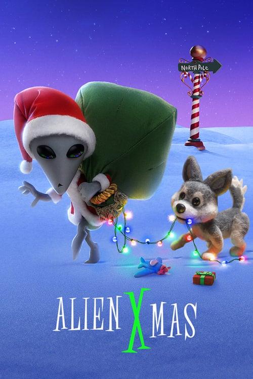 ดูหนังออนไลน์ฟรี Alien Xmas (2020) คริสต์มาสฉบับต่างดาว