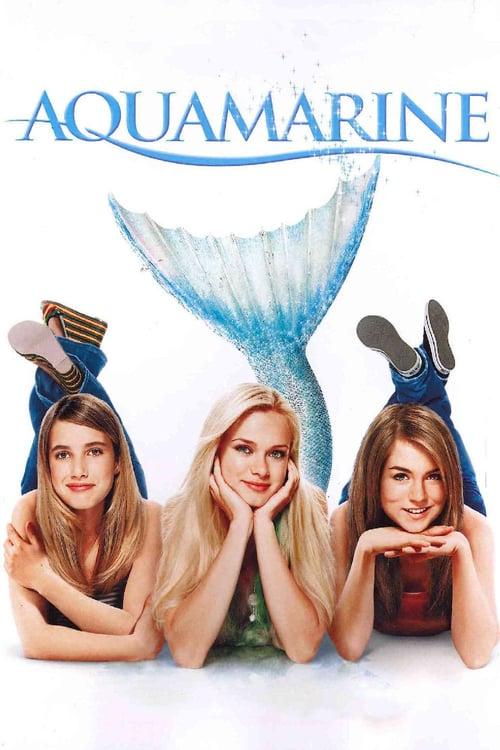 ดูหนังออนไลน์ฟรี Aquamarine (2006) ซัมเมอร์ปิ๊ง เงือกสาวสุดฮอท