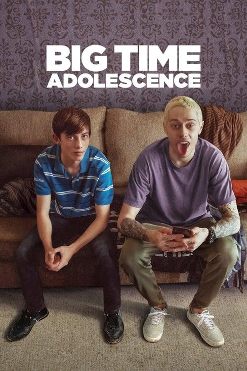 ดูหนังออนไลน์ฟรี Big Time Adolescence (2020) โจ๋แสบ พี่สอนมา