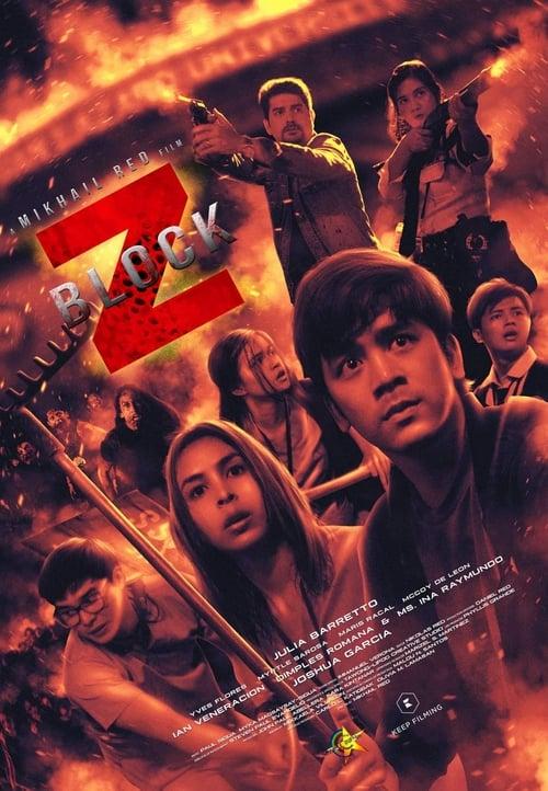 ดูหนังออนไลน์ฟรี Block Z (2020) ภาพยนตร์ซอมบี้ของฟิลิปปินส์