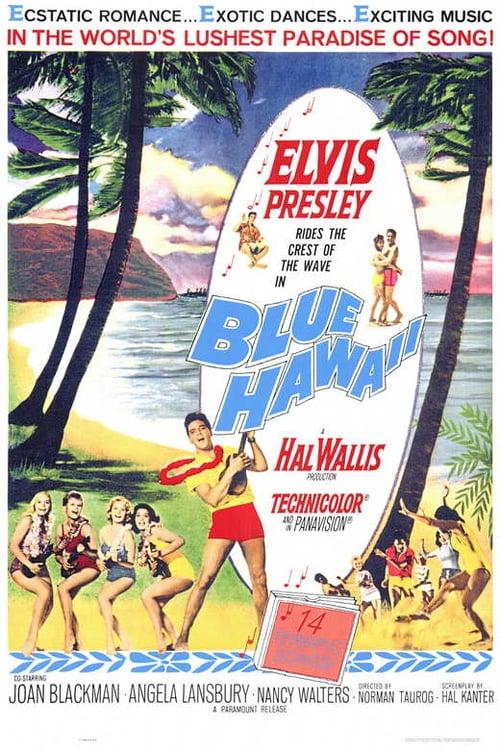 ดูหนังออนไลน์ฟรี Blue Hawaii (1961)
