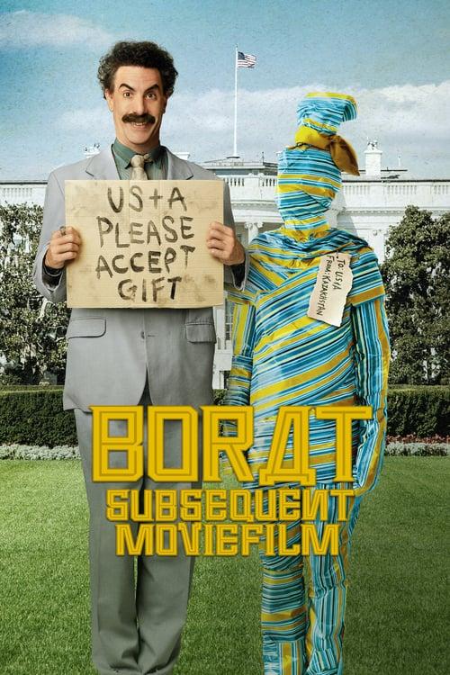 ดูหนังออนไลน์ฟรี Borat Subsequent Moviefilm (2020) โบแรต 2 สินบนสะท้านโลก