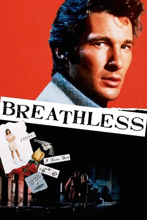 ดูหนังออนไลน์ฟรี Breathless (1983) ทั้งหัวใจยอมตายเพื่อเธอ