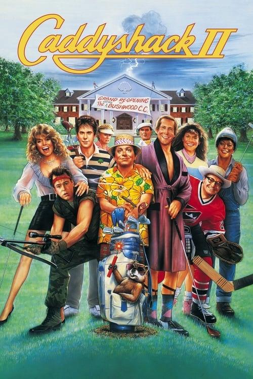 ดูหนังออนไลน์ฟรี Caddyshack II (1988)