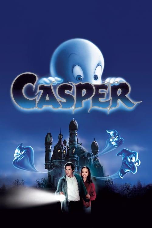 ดูหนังออนไลน์ฟรี Casper (1995) แคสเปอร์ :ใครว่าโลกนี้ไม่มีผี