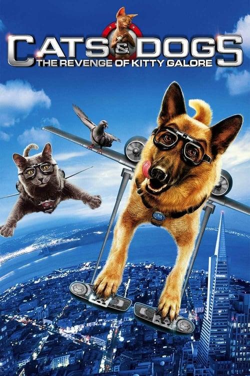ดูหนังออนไลน์ฟรี Cats And Dogs 2 The Revenge Of Kitty Galore (2010) สงครามพยัคฆ์ร้ายขนปุย 2 : คิตตี้ กาลอร์ ล้างแค้น