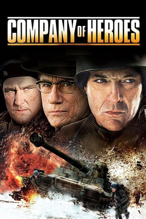 ดูหนังออนไลน์ฟรี Company of Heroes (2013) ยุทธการโค่นแผนนาซี
