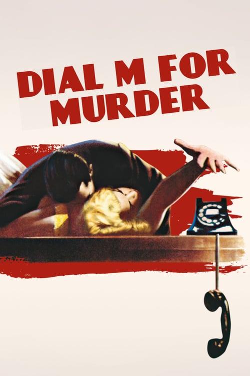 ดูหนังออนไลน์ฟรี Dial M for Murder (1954)