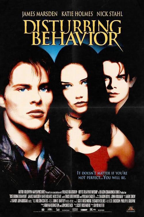 ดูหนังออนไลน์ฟรี Disturbing Behavior (1998) สะกดพฤติกรรมสยอง