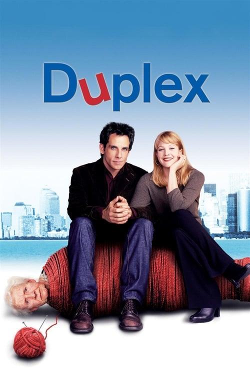 ดูหนังออนไลน์ฟรี Duplex (2003) คุณยายเพื่อนบ้านผม…แสบที่สุดในโลก