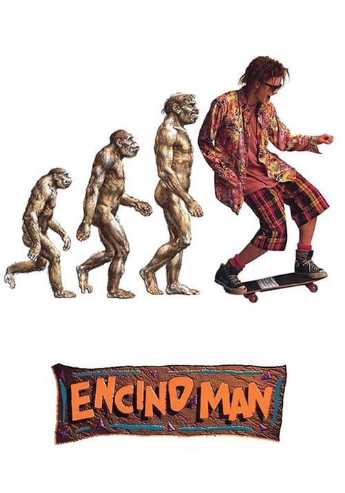 ดูหนังออนไลน์ฟรี Encino Man (1992) มนุษย์หินแทรกรุ่น