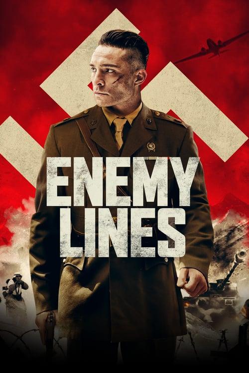 ดูหนังออนไลน์ฟรี Enemy Lines (2020)