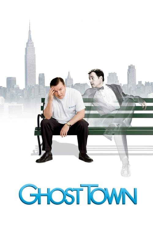 ดูหนังออนไลน์ฟรี Ghost Town (2008) เมืองผีเพี้ยน เปลี่ยนรักป่วน