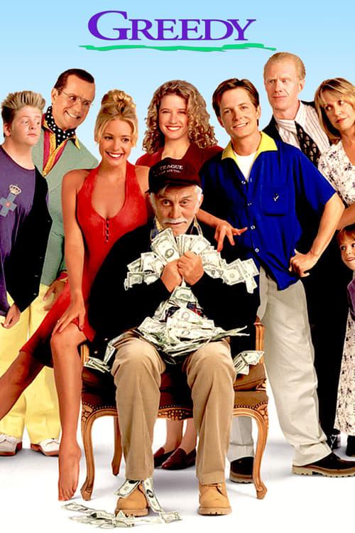 ดูหนังออนไลน์ฟรี Greedy (1994)