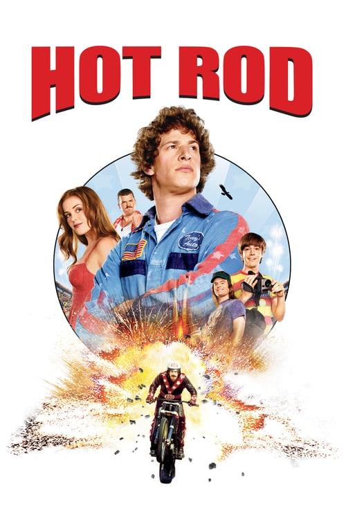 ดูหนังออนไลน์ฟรี Hot Rod (2007) สิงห์สตันท์บิดสะท้านโลก