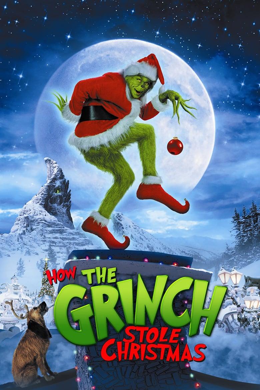ดูหนังออนไลน์ฟรี How the Grinch Stole Christmas (2000) เดอะกริ๊นช์ ตัวเขียวป่วนเมือง