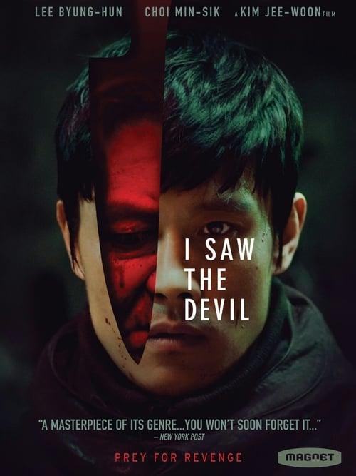 ดูหนังออนไลน์ฟรี I Saw the Devil (2010) เกมโหดล่าโหด