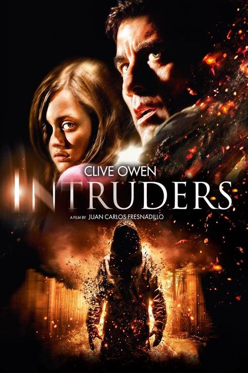 ดูหนังออนไลน์ฟรี Intruders (2011) บุกสยอง หลอนสองโลก
