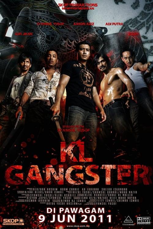 ดูหนังออนไลน์ KL Gangster (2011)