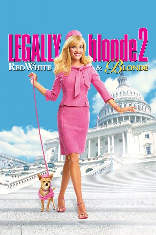 ดูหนังออนไลน์ฟรี Legally Blonde 2 (2003) สาวบลอนด์หัวใจดี๊ด๊า ภาค 2