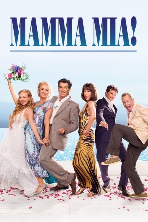 ดูหนังออนไลน์ฟรี Mamma Mia (2008) มัมมา มีอา! วิวาห์วุ่น ลุ้นหาพ่อ