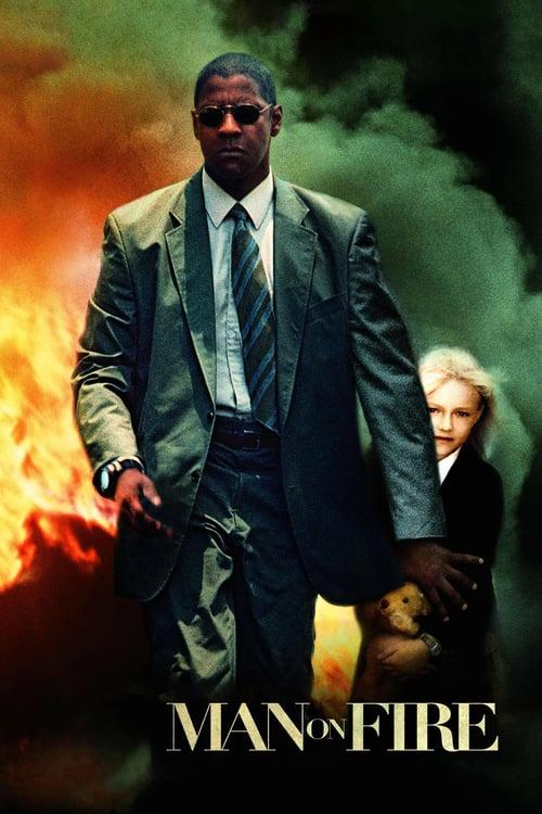 ดูหนังออนไลน์ฟรี Man On Fire (2004) คนจริงเผาแค้น