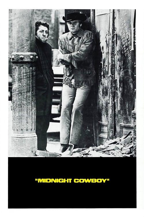 ดูหนังออนไลน์ฟรี Midnight Cowboy (1969) คาวบอยตกอับย่ำกรุง