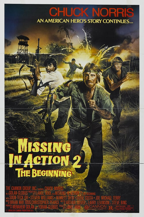 ดูหนังออนไลน์ฟรี Missing in Action 2 (1985) จี.ไอ. เลือดเดือด 2