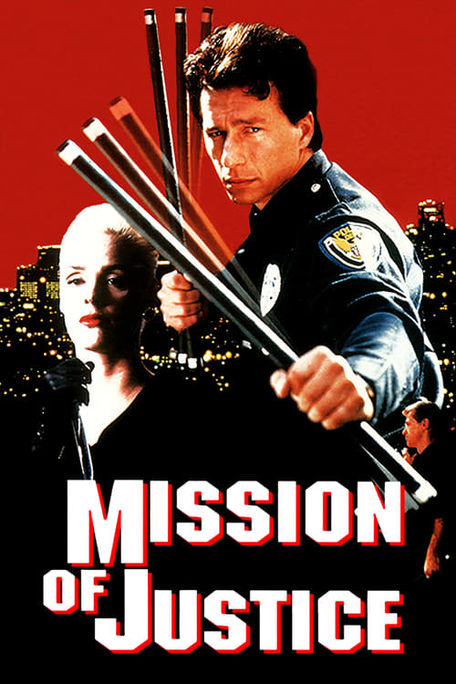 ดูหนังออนไลน์ฟรี Mission of Justice (1992) ขบวนการเชือดนิ่ม