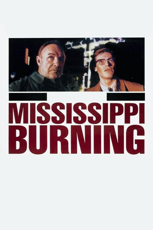 ดูหนังออนไลน์ฟรี Mississippi Burning (1988) เมืองเดือดคนดุ