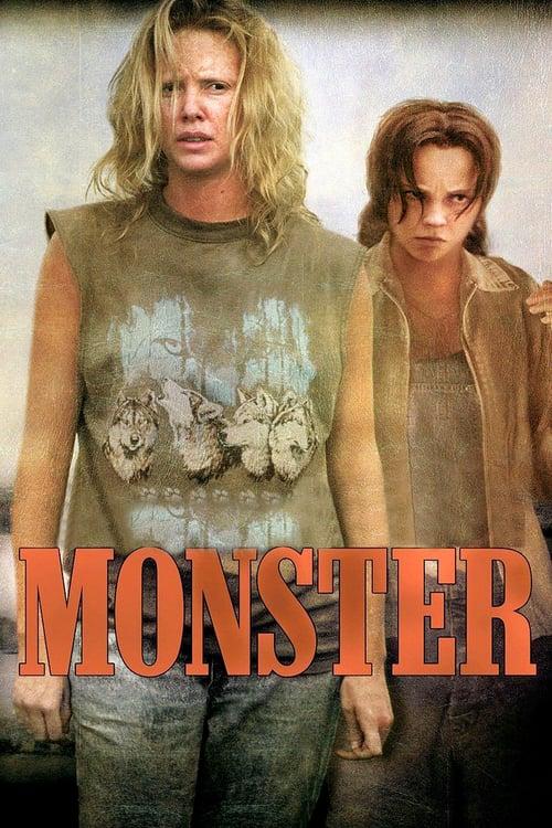 ดูหนังออนไลน์ฟรี Monster (2003) ปีศาจ