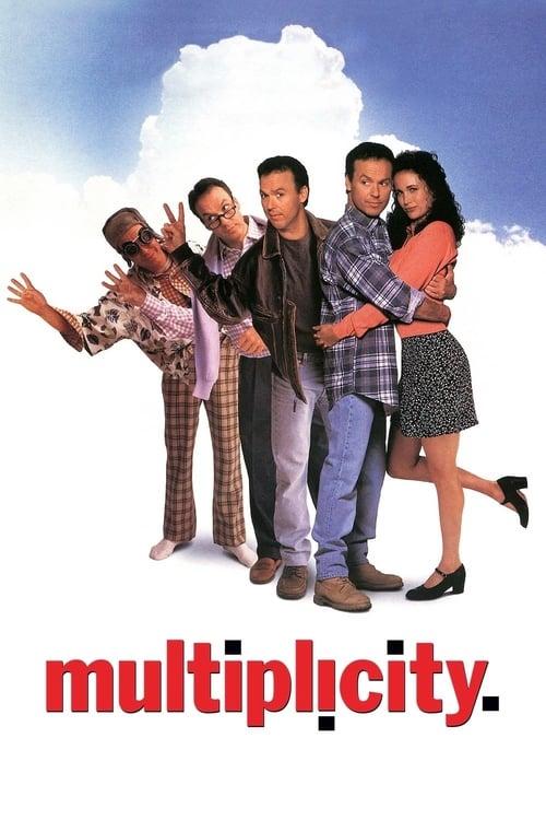 ดูหนังออนไลน์ฟรี Multiplicity (1996) 4 แฝดพันธุ์โก้เก๋