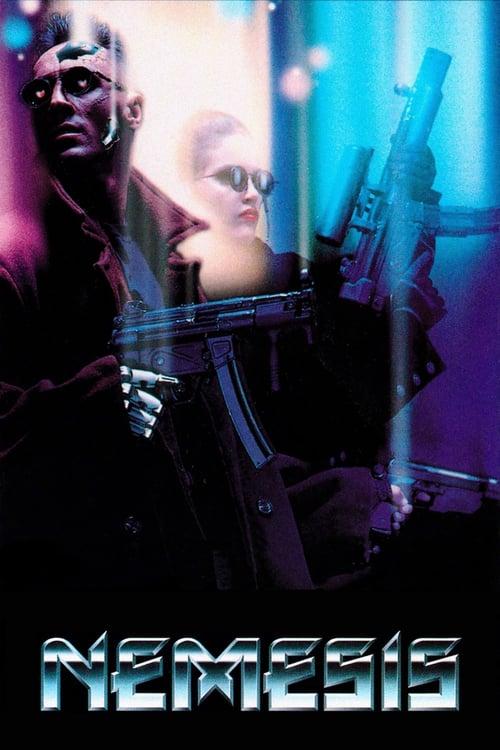 ดูหนังออนไลน์ฟรี Nemesis (1992) นัยน์ตาเหล็ก ภาค 1