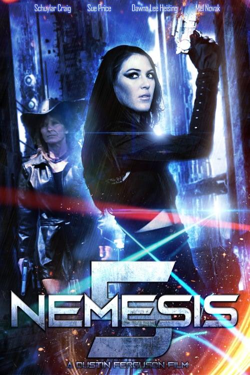 ดูหนังออนไลน์ฟรี Nemesis 5 The New Model (2017) นัยน์ตาเหล็ก ภาค 5