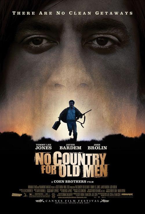 ดูหนังออนไลน์ฟรี No Country For Old Men (2007) ล่าคนดุในเมืองเดือด
