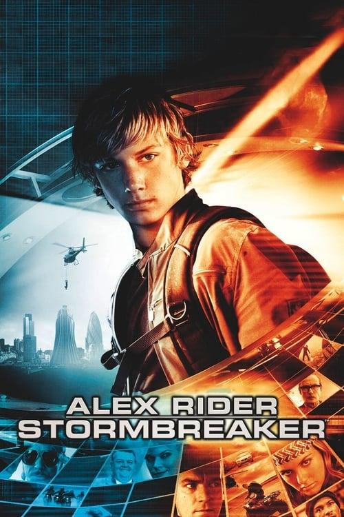ดูหนังออนไลน์ฟรี Alex Rider: Operation Stormbreaker (2006) สตอร์มเบรกเกอร์ ยอดจารชนดับแผนล้างโลก