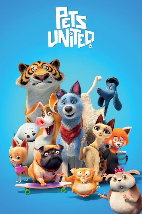 ดูหนังออนไลน์ฟรี Pets United (2020) เพ็ทส์ ยูไนเต็ด: ขนปุยรวมพลัง