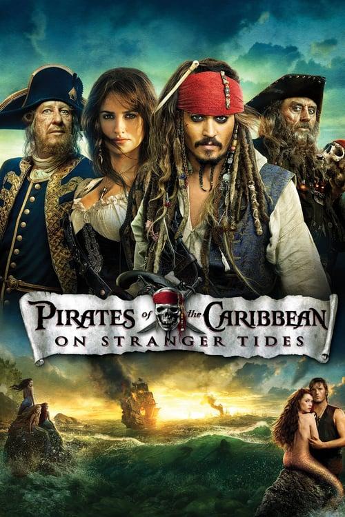 ดูหนังออนไลน์ฟรี Pirates of the Caribbean 4 (2011) ผจญภัยล่าสายน้ำอมฤตสุดขอบโลก