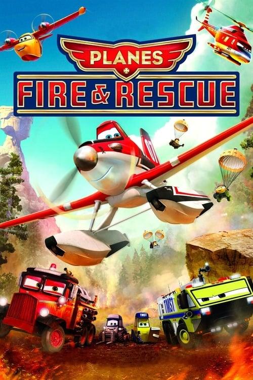 ดูหนังออนไลน์ฟรี Planes Fire and Rescue (2014) เพลนส์ ผจญเพลิงเหินเวหา
