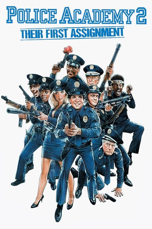 ดูหนังออนไลน์ฟรี Police Academy 2 (1985) โปลิศจิตไม่ว่าง ภาค 2