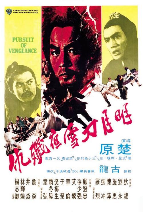 ดูหนังออนไลน์ Pursuit of Vengeance (1977) จอมดาบหิมะแดง