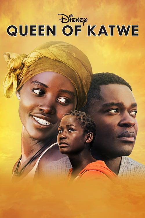 ดูหนังออนไลน์ฟรี Queen of Katwe (2016) ราชินีแห่งแคทเว