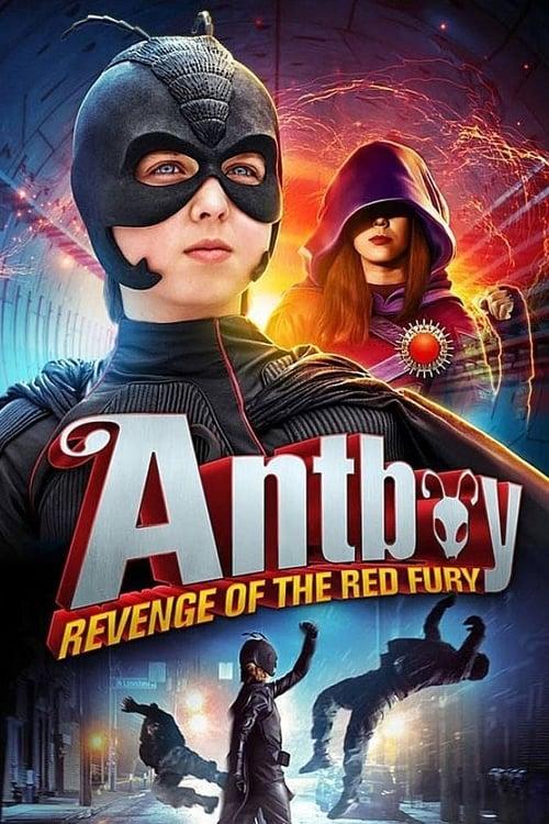 ดูหนังออนไลน์ฟรี Antboy 2 : Revenge of the Red Fury (2014)