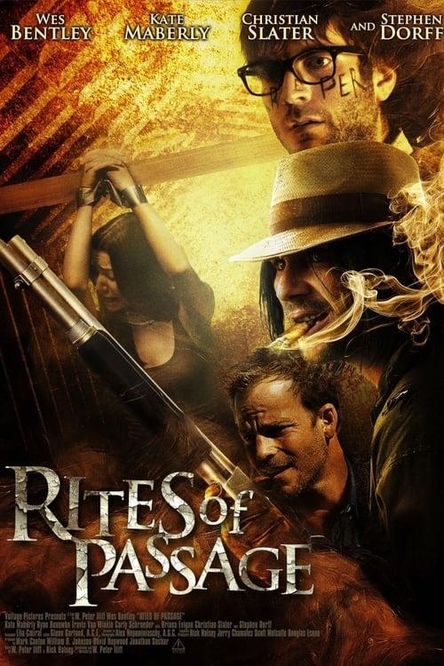 ดูหนังออนไลน์ฟรี Rites of Passage (2012) ปาร์ตี้เลือดเชือดไม่เลี้ยง