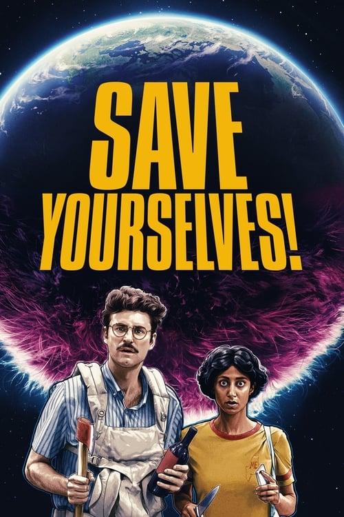ดูหนังออนไลน์ Save Yourselves! (2020)