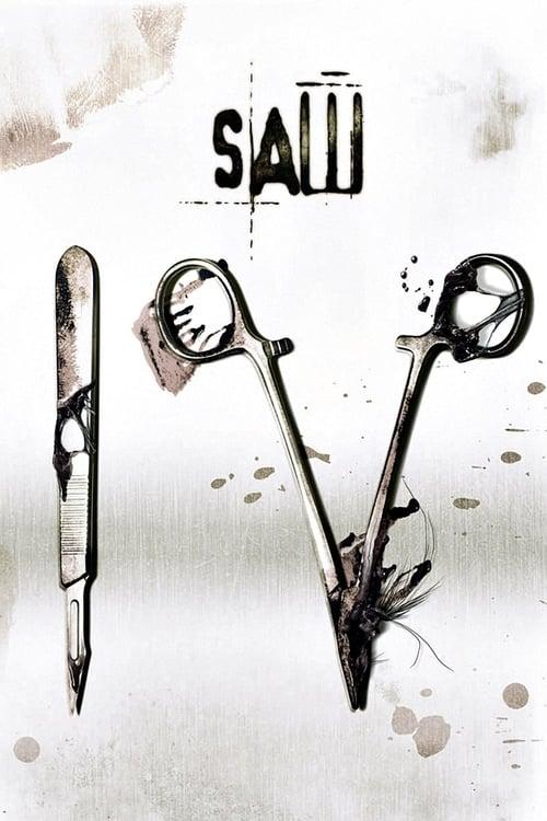 ดูหนังออนไลน์ฟรี Saw IV (2007) เกมต่อตาย..ตัดเป็น 4